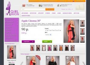 "Fashion Girl"" - OpenCart (2)"